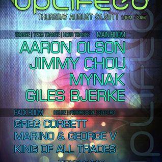 Greg Corbett - 2011-08-25 - Uplifted 3
