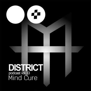 Mind Cure - DISTRICT Podcast vol. 33