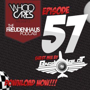 WhoOCares - Freudenhaus Episode 057 guest mix by Bass Pilot