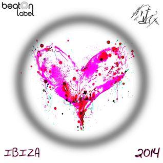 BeatOn IBIZA (ARTofMIX'2014) - mixed by Lui Danzi