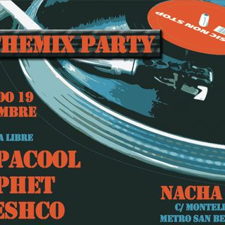 Dj Pacool, Dj Phet & Freshco Live @ InTheMix Party 19_12_2009