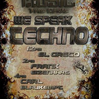 El Grego @ MUSIC - We Speak Techno 08 2015