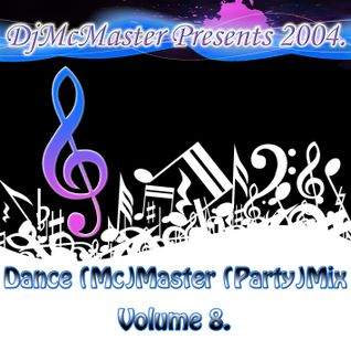 DjMcMaster Presents 2004 - Dance (Mc)Master (Party)Mix Volume 8.