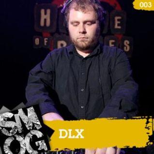 SMOG Podcast Episode 003 - DLX