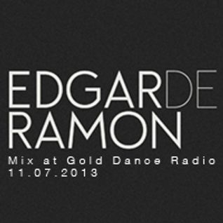 Edgar De Ramon - Gold Dance Radio.11.07.2013