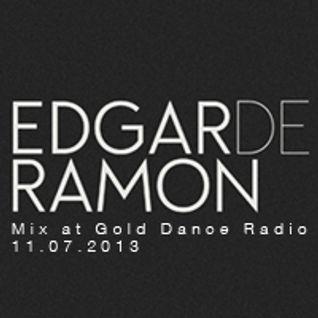 Edgar De Ramon - Gold Dance Radio.11.07.2013
