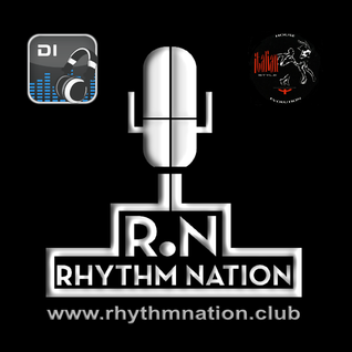 "Rhythm Nation on DI.FM Aug 2016 ""Italian Style"" - DJ-K"
