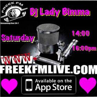 Lady Bimma Freek Show