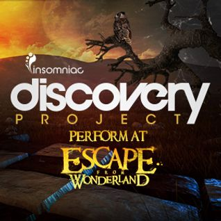 Discovery Project: Escape from Wonderland - Whiteqube DJ Mix