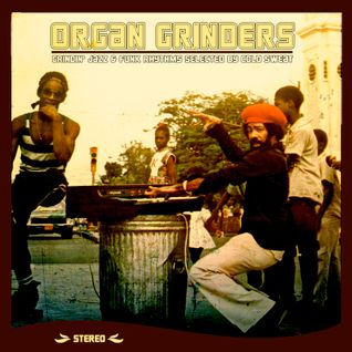 Organ Grinders - raw jazz and funk rhythms