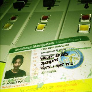 illfreq Radio BEATS x BARS pt. 2 8-30-2016