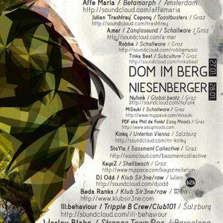 Fexomat @ Global Beatz [Niesenberger / Graz] 2012