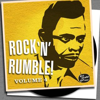 ROCK'N'RUMBLE Radio Show, vol 4, one hour hip shaking,  rockin' and rumblin' swing! It's that movin'