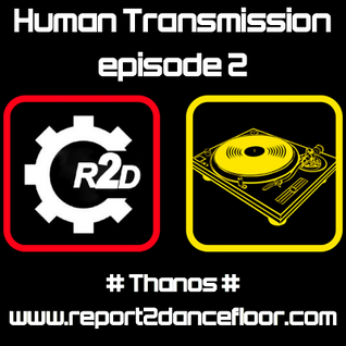 Human Transmission #2 by Thanos (GR)