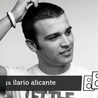 Soundwall Podcast 18 : Ilario Alicante