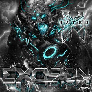 Excision - X Rated (Album Mix)