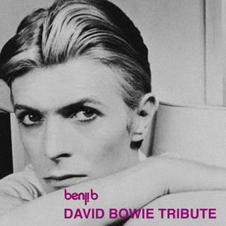Benji B - David Bowie Tribute