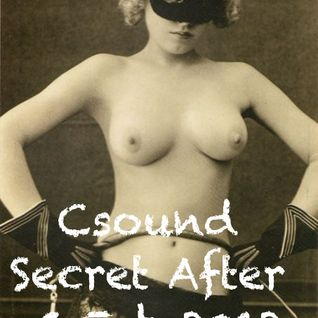 Csound @ Secret After 5 Feb 2012