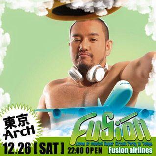 Fusion -Tokyo- December 2015 ::YUME