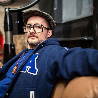 DJ Vadim at Sonos Studio AMS