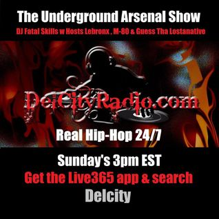 The Underground Arsenal Show 2-22-15