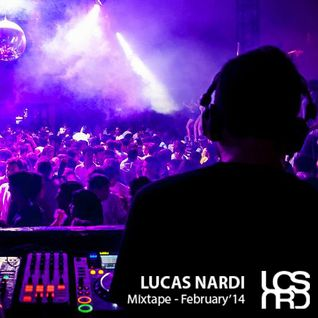 Lucas Nardi - Mixtape February'14
