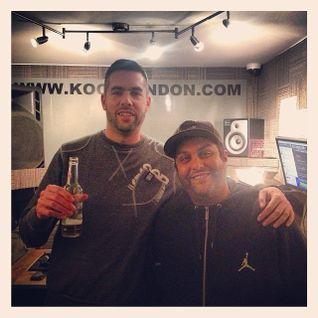DJ Vapour - Kool London Xmas Guest Mix - 19-12-13 - www.36hertz.com