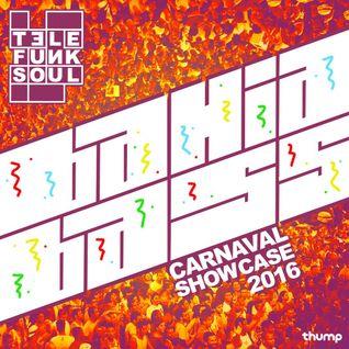 Bahia Bass Showcase Carnaval 2016
