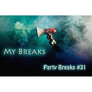 "Miss Mants & Ba1rog - exclusive guest mix for ""My Breaks"" [Party Breaks #31]"