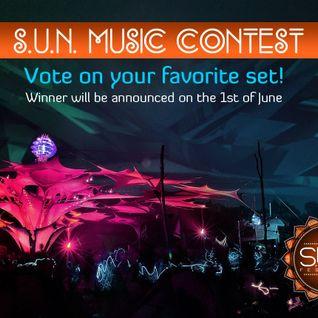 CJ Art - Dark Prog Psy Trip for S.U.N. Music Contest