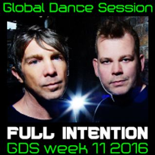 Global Dance Session Week 11 2016 Cheets With Full Intention