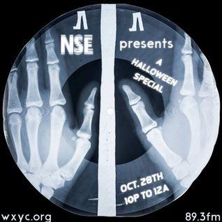 10/28 - WXYC DJ: Tommy M HALLOWEEN MIX