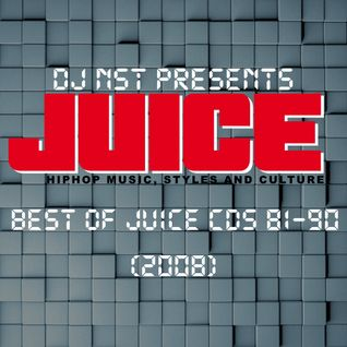 DJ NST - Best of Juice CDs 81-90
