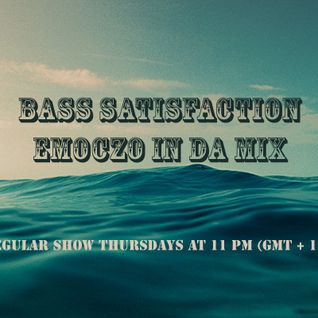 "EMOCZO Live on DNBradio.com ""BASS SATISFACTION"" 27/02/14"