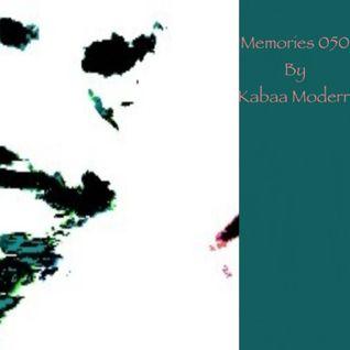 Kabaa Modern - Memories 050