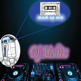 Dj Molits Radio MashUp Mix 01.10.14
