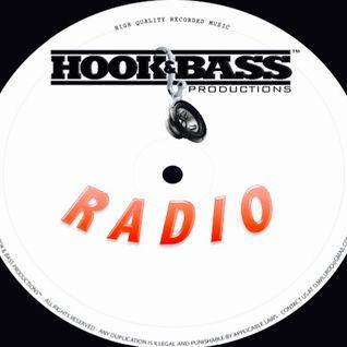 Hook & Bass Radio - Soulfrica Dance Spirit with DJ Angel B on 4.09.16
