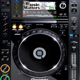 DJ Willz - Music Matters