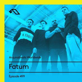 Anjunabeats Worldwide 499 with Fatum