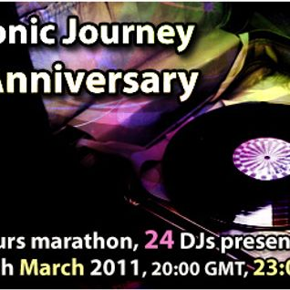 "Guest Mix for ""Electric Journey"" (11.03.2011) on 16Bit.fm"