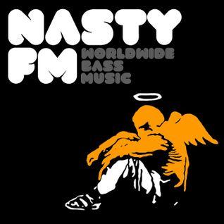 Nasty.FM - DJ Halo 23:10:14 #UKGWednesdays