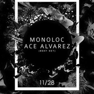 Ace Alvarez B-Day Live @ Pacha NYC November 2015