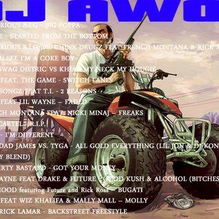 Dj Awol - Playtime