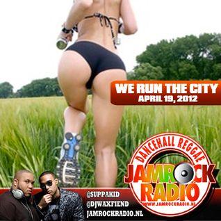 JAMROCK RADIO APRIL 19, 2012