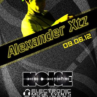 Alexander Xtz @ Qro. (Club Noise) 9-jun-2012