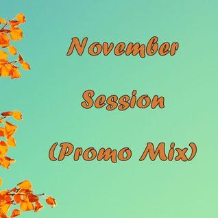 November Sessions (Promo Mix)