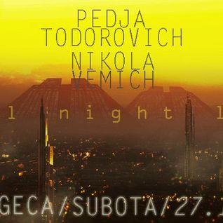 Todorovic & Vemic @ Geca