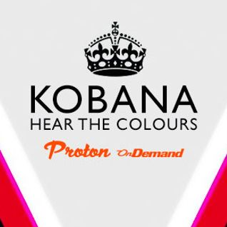 Kobana - Hear The Colours #4 [Podcast]