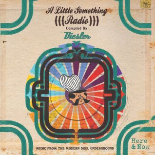 A Little Something Radio | Edition 88 | Hosted By Diesler | Compilation CD Special