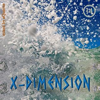 Chillout & Ambient - X-Dimension 14 [mixed by aQuarius]